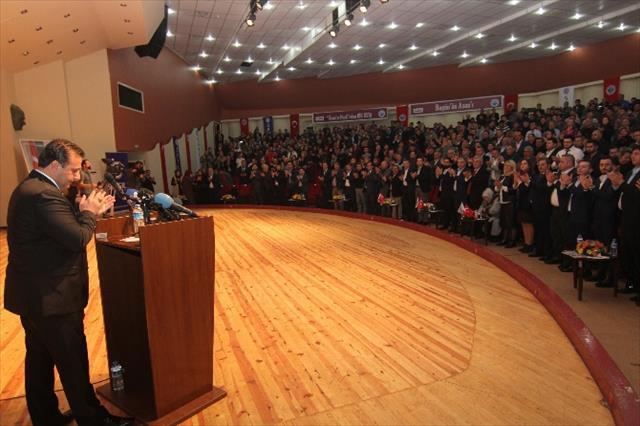 Cumhurbaşkanı Erdoğan İzmir'de anlatıldı