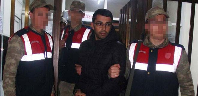 YDG-H'nin sözde Türkiye hamle sorumlusu yakalandı