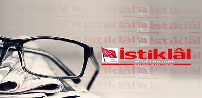 'İstiklal' ulusal gazete oldu