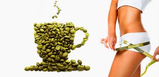 Yeşil kahveyle sıfır göbek!