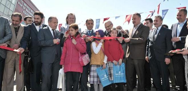Türkiye'nin İlk ve Tek Çocuk Kitapları Fuarı Kapılarını Açıyor