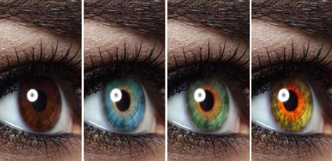 Mavi gözlüler bencil, yeşil gözlüler korkusuz...