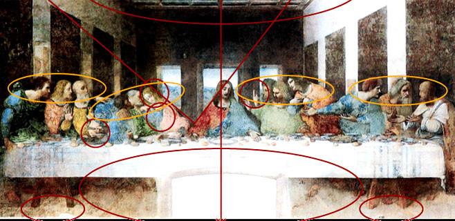 Da Vinci'nin sırlarla dolu tablosu!
