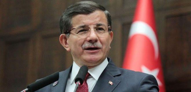 Başbakan Davutoğlu: AK Parti'den önce 1 Mayıs...