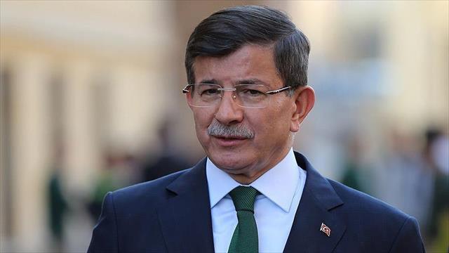 Başbakan Davutoğlu: Gaziantep'teki terör saldırısına ilişkin önemli verilere ulaşıldı