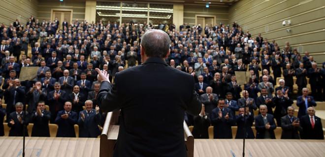 Erdoğan'ın bu sözleri Davutoğlu'na mesaj mı?