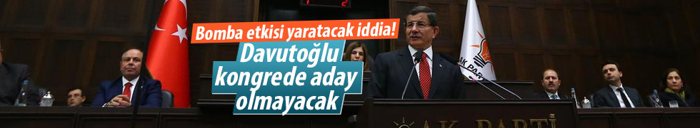 AK Parti'de sıcak gelişme