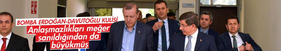 Selvi'den şaşırtan Erdoğan-Davutoğlu kulisi