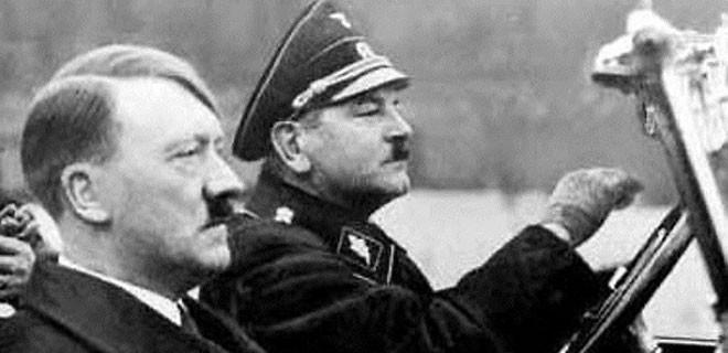 Hitler hakkında şok iddia
