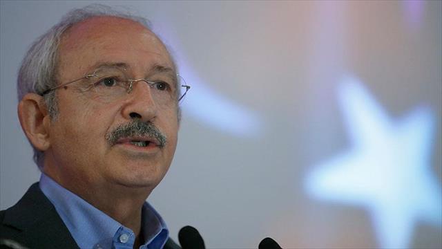 CHP Genel Başkanı Kılıçdaroğlu: Böyle bir kişinin parlamentoda olması doğru değil
