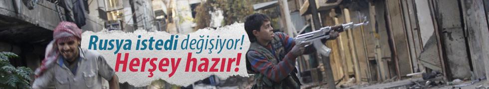 Suriye'nin adı değişiyor