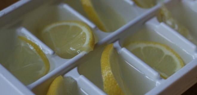 Yarım limonu atmayın