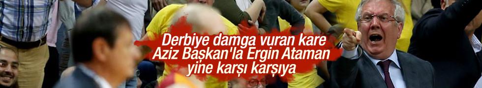 Derbide olay! Galatasaray'dan Aziz Yıldırım'a tepki