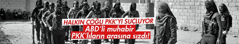 New York Times muhabiri PKK'lıların arasına sızdı!