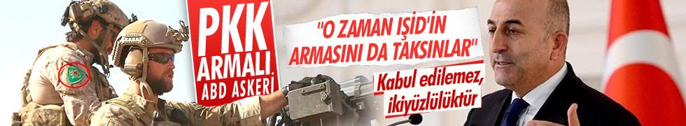 Türkiye'den ABD'ye çok sert tepki! Kabul edilemez, ikiyüzlülüktür