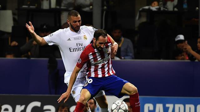 UEFA Şampiyonlar Ligi'nde kupa Real Madrid'in