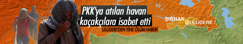 Şırnak'taki çatışmada kaçakçılar vuruldu