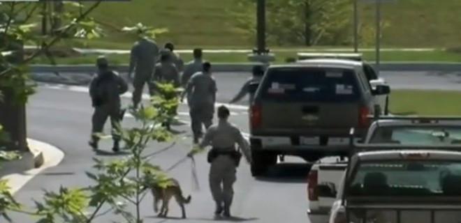 Şok... ABD'de silahlı saldırı alarmı!