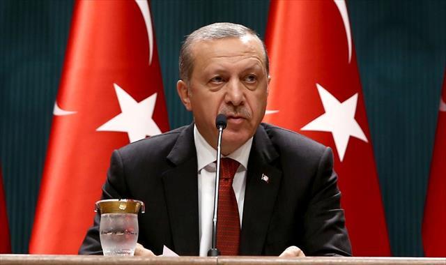 Erdoğan'dan Münih'te hayatını kaybedenlerin ailelerine başsağlığı mesajı