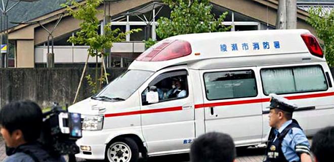 Japonya'nın başkenti Tokyo'da, bıçaklı bir şahsın saldırısında en az 19 kişi öldü, çoğu ağır 45 kişi yaralandı.