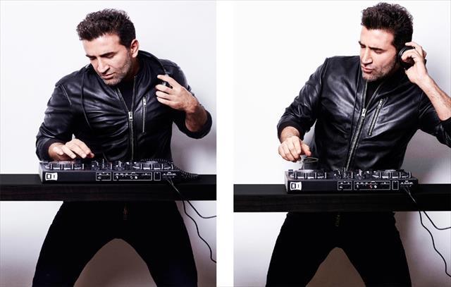 Nihat Odabaşı DJ'liğe merak sardı