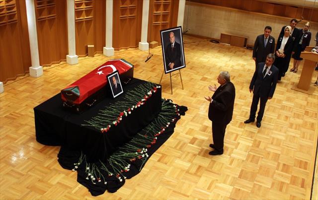 'Tarihçilerin Kutbu' için bir tören daha