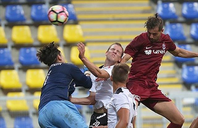 Trabzonspor ilk hazırlık maçını 6-1 kazandı