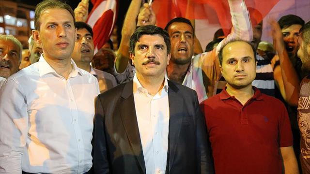 'FETÖ'nün hevesi kursağında kaldığı gibi PKK'nın da hevesi kursağında kalacak'