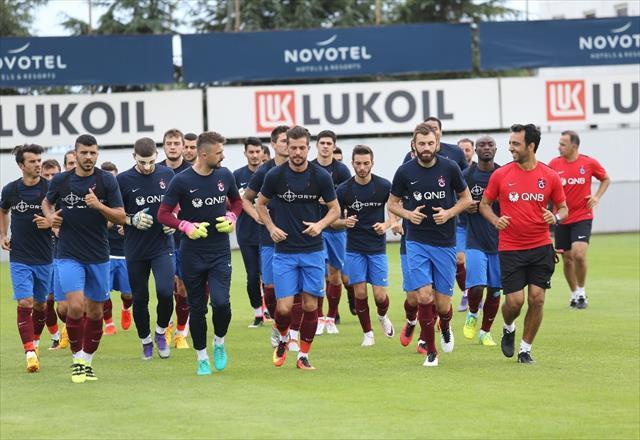 Trabzonspor'da forma kapma savaşı