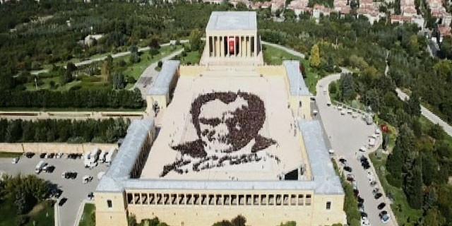 Anıtkabir'de rekor