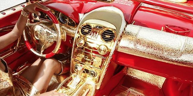 10 milyon dolarlık Mercedes
