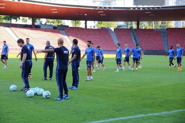 Fenerbahçe, Avrupa Ligi için son virajda