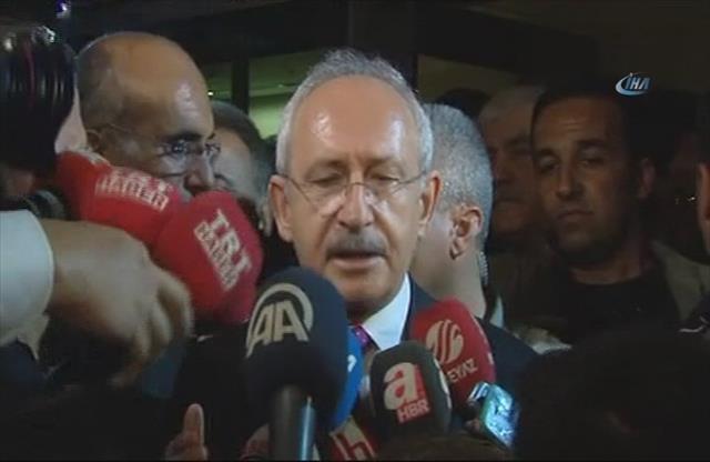 Kılıçdaroğlu: Şehidimizin cenazesine katılacağım