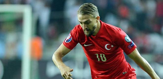 Beşiktaş, Caner Erkin'i transfer etti