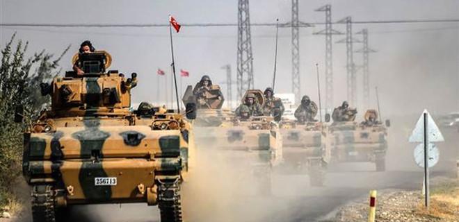 YPG çekil uyarısına uymayınca TSK vurdu!