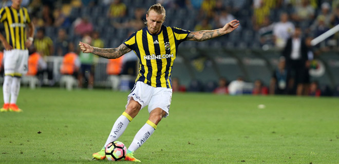Fenerbahçe - Kayserispor caps'leri
