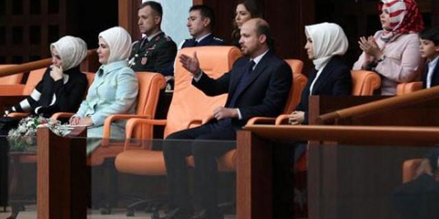 CHP'li vekillere Bilal Erdoğan'dan tepki
