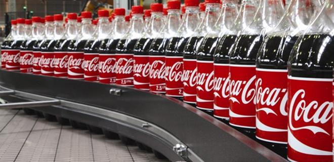 Coca-Cola fabrikasında 50 milyon euroluk kokain