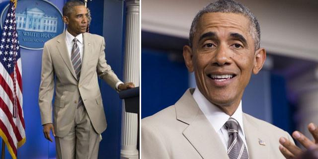 ABD Obama'nın yeni imajını konuşuyor