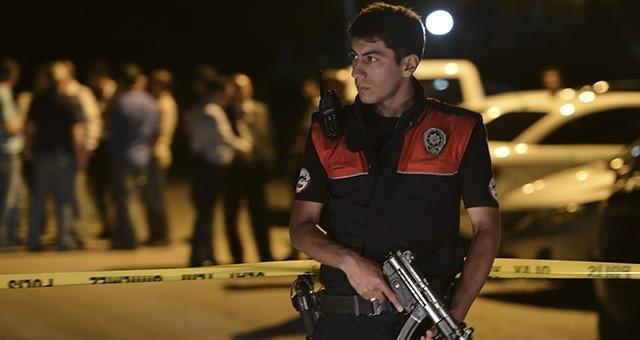 Ankara'da çatışma