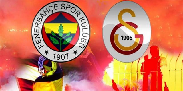 Galatasaray'dan F.Bahçe'ye büyük fark!