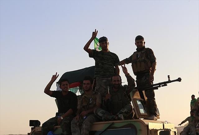 Tuzhurmatu ilçesi IŞİD'den temizlendi