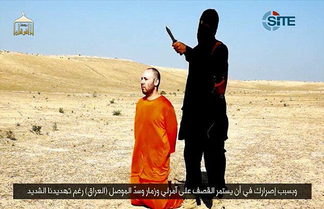 IŞİD ABD'li gazeteci Steven Sotloff'un da kafasını kesti