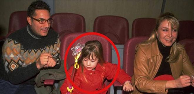Mehmet Ali Erbil'in gözde kızı Sezin!
