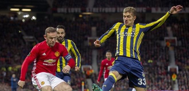 Fenerbahçe Manchester'dan fark yedi