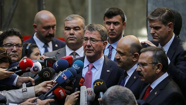 'Türkiye'nin DEAŞ'a karşı operasyonlara katılmasını istiyoruz'