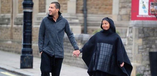 Janet Jackson tesettüre girdi!