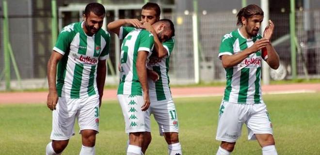 Ziraat Türkiye Kupası'nda müthiş sonuç