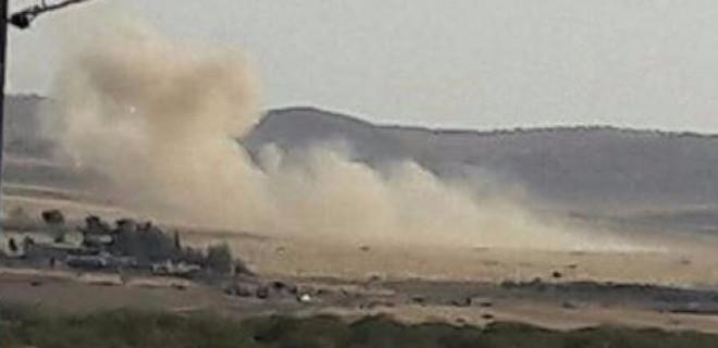 Hazro Teknebaşı Jandarma Karakolu'nda çatışma var