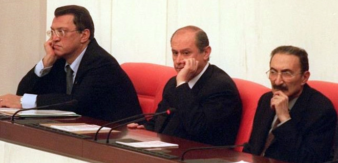 'Bülent Ecevit duysa hükümeti bozar'